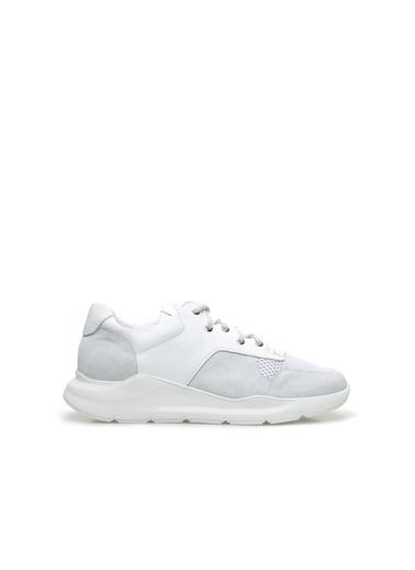 George Hogg Erkek  Sneakers 7004742 Beyaz
